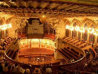 カタルーニャ音楽堂の画像 p1_2